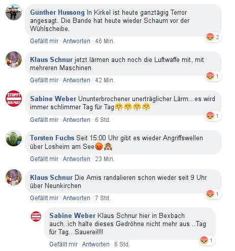 Archiv Aktuelles 2018 Bi Gegen Fluglärm Bodenlärm Und